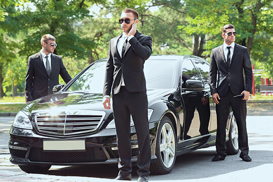 MySecurity - Executive Bodyguard Protection Services - Sydney