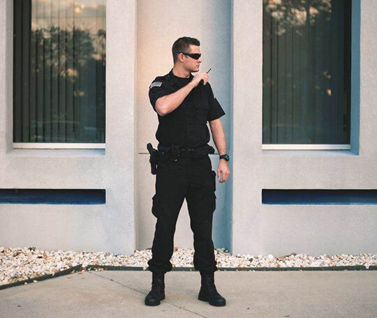 MySecurity - Security Guards Services