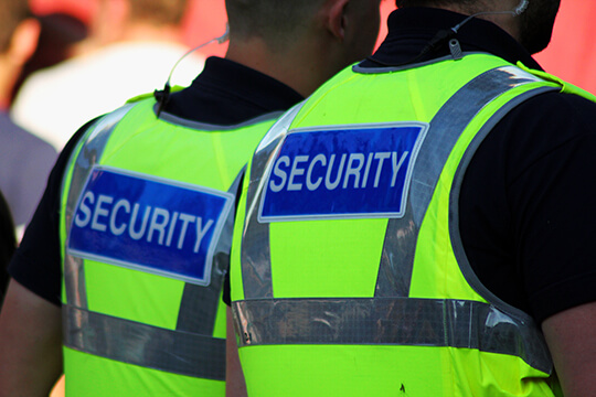 MySecurity - Static Security Guard Services